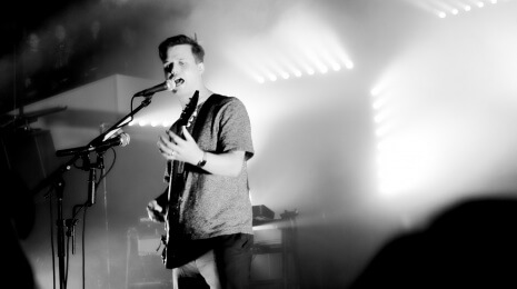 White Lies @ Lucerna, Prague