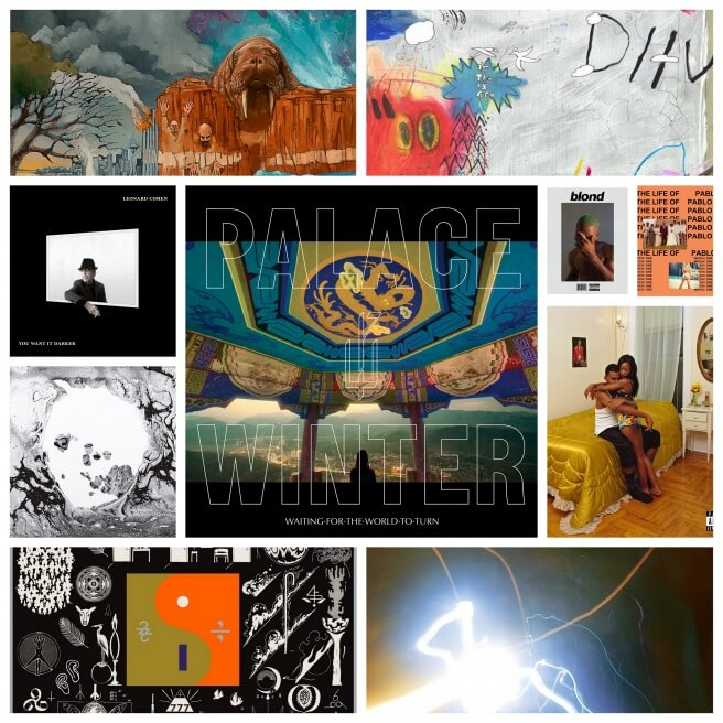 albums2016