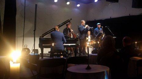 Martti Vesala Soundpost Quintet Koko Jazz Clubilla