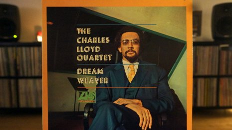The Charles Lloyd Quartet – Dream Weaver LP, eli unensieppaaja turbiinissa