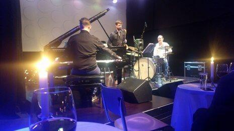 Aki Rissasen Aleatoric Koko Jazz Clubilla 17.2.2017