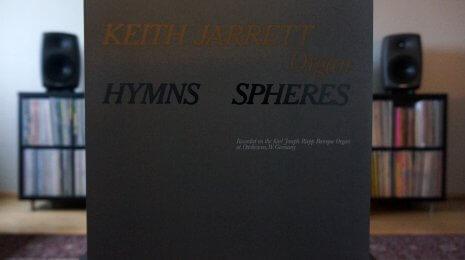 Keith Jarrett - Hymns Spheres 2LP