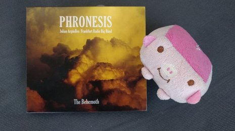 Phronesis – Julian Argüelles – Frankfurt Radio Big Band – The Behemoth