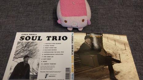 Jukka Eskola Soul Trio – Jukka Eskola Soul Trio