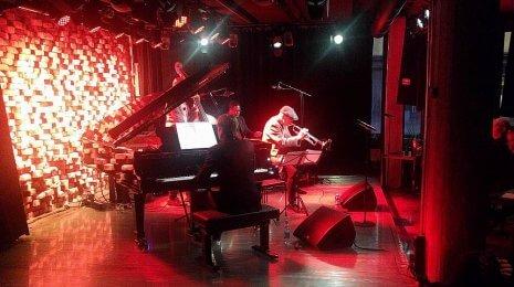 Tomasz Stanko Quartet G Livelabissa