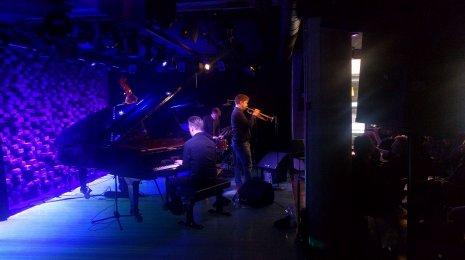 Verneri Pohjola Quartet G Livelabissa 2.4.2017