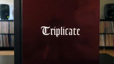 Bob Dylan - Triplicate 3LP