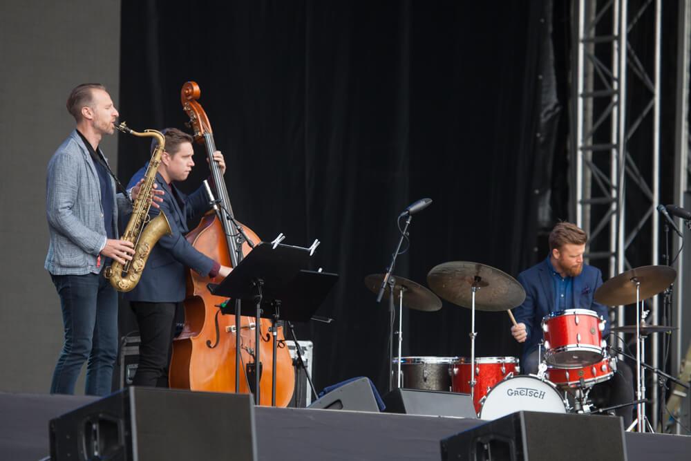 Pori Jazz 2017 – Kirjurinluodon torstai | Rosvot