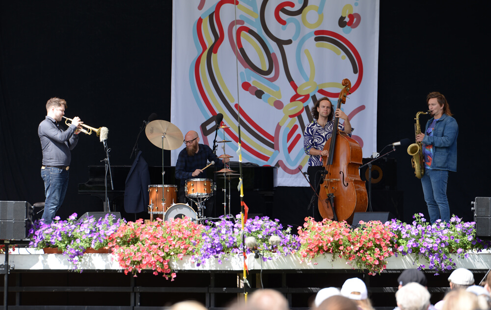 Pori Jazz 2017 – Kirjurinluodon perjantai | Rosvot