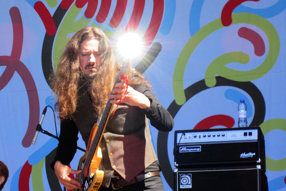 Pori Jazz 2017 – Kirjurinluodon lauantai | Rosvot