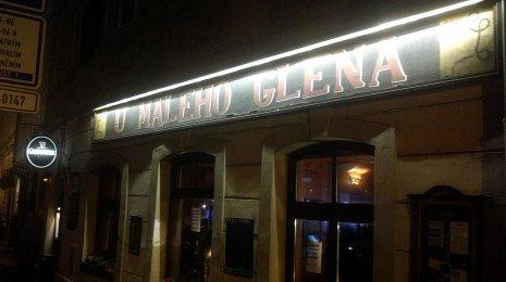 Jazzrytmejä Prahassa 6 – Perjantai-ilta pikku Glenin paikassa