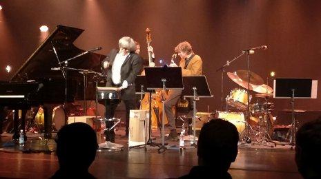We Jazz 2017: M.A.Numminen, Olli Ahvenlahti New Quartet, The Necks Aleksanterin Teatterissa