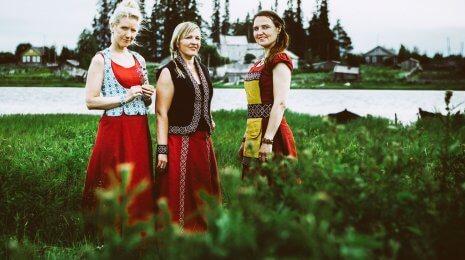 Jazzpossun UMO & Värttinä -kilpailu – vastaa ja voita konserttiliput!