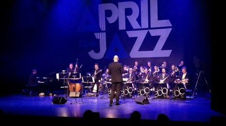 April Jazz 2018: The Bad Plus & Espoo Big Band