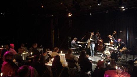Benoit Delbecq 3:n Vapaat äänet -kiertue sai Koko Jazz Clubilla vieraakseen myös PLOPin