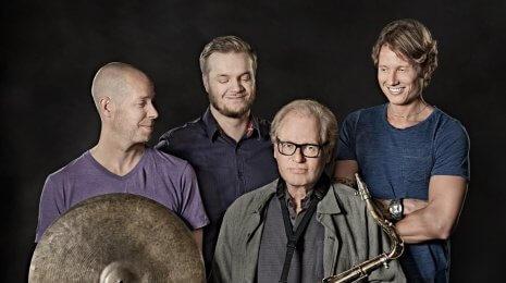 Eero Koivistoinen Quartet G Livelabissa keskiviikkona 23.5. – voita konserttiliput kilpailussa