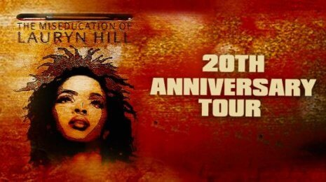 Ms. Lauryn Hill to Flow Festival 2018!