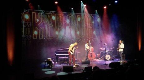 Kerava Jazz 2018: Berghäll Kujanpää Duo & Svenska Kaputt