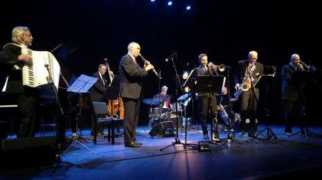Jazz Memories: Marian Petrescu ja Uusi Suomi Jazz Orkesteri Pieksämäellä