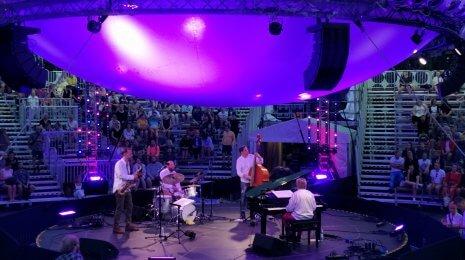 Jazzia Flow'ssa 2018 – Olli Ahvenlahti New Quartet