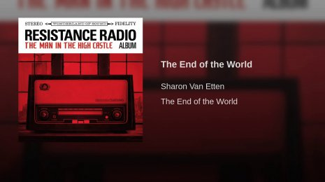 Sharon Van Etten – The End of the World (Skeeter Davis cover)