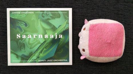 Juhani Aaltonen & Sointi Jazz Orchestra – Saarnaaja