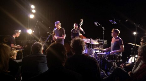 We Jazz 2018 – Philipp Gropper's Philm & Phronesis Korjaamolla