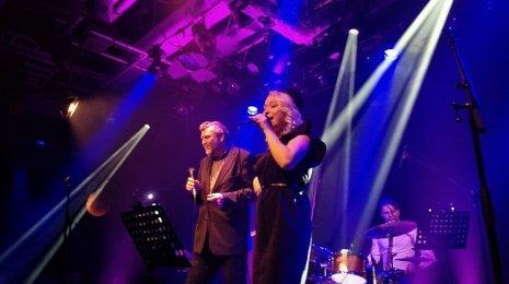 Anna Inginmaa Jazz Club alkoi Tikkurilassa – ensimmäisenä vieraana Kauko Röyhkä