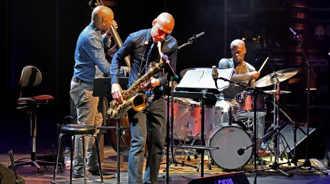 April Jazz 2019: Joshua Redman Trio, Valtteri Laurell Nonet