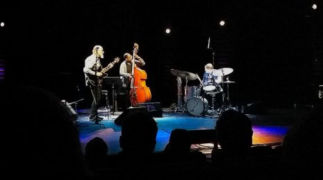 April Jazz 2019: John Scofield Trio