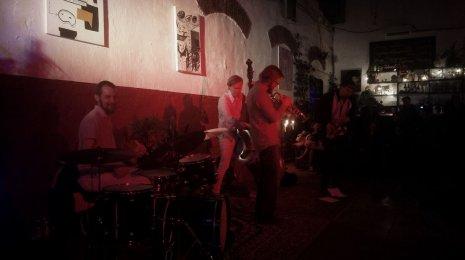 Oaagaadan free jazzin tahdissa Tallinnaan – We Jazzin ja Eckerö Linen uusi jazzpakettimatka oli riemastuttava elämys