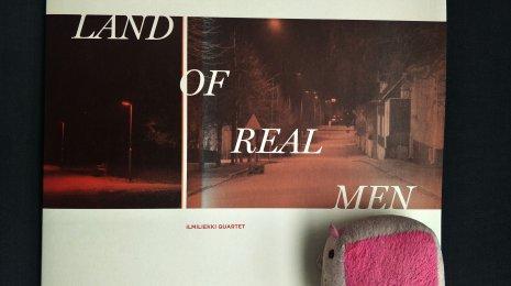 Ilmiliekki Quartet – Land of Real Men