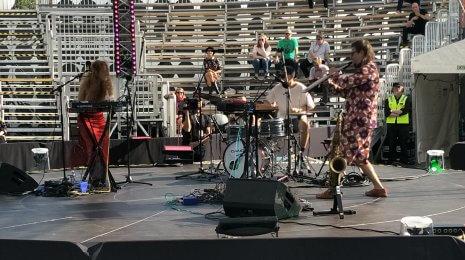 Flow 2019: Perjantain jazzit