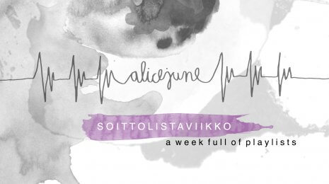 Soittolistaviikko: Covers pt.13