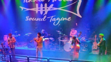 Flame Jazz Cruise 16 toi maailmanmusiikin rytmejä Viking Gracelle
