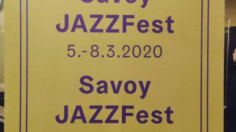 Savoy JAZZFestin lauantaissa lavalla nähtiin iso ja pieni kokoonpano