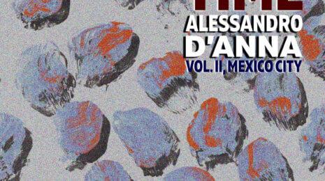 Alessandro D'Anna Trio – Standards Time, Vol. II: Mexico city