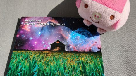 Bogdo Ula – First Class Space