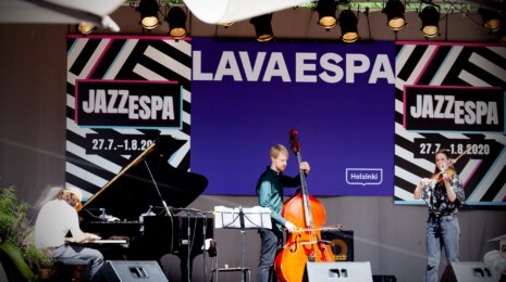 Jazz-Espa 2020: Torstai