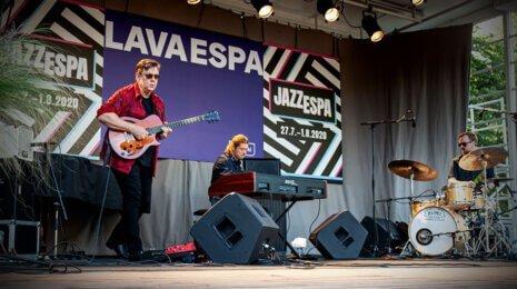 Jazz-Espa 2020: Perjantai