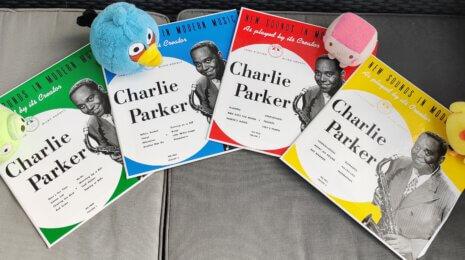 Jazzpossun elokuun 2020 soittolista – Charlie Parkerin syntymästä 100 vuotta