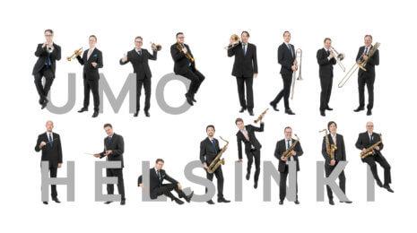 Tutustu UMO Helsinki Jazz Orchestran tulevien viikkojen ohjelmistoon ja voita konserttiliput kilpailussa