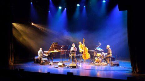 Verneri Pohjola Quartet pääsi vihdoin soittamaan uutta materiaalia konserttisaliyleisölle