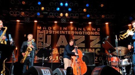 Tampere Jazz Happening 2020 – Lauantai-ilta Pakkahuoneella