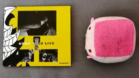 Koma Saxo – Live