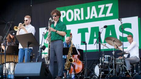 Pori Jazz Soi Taas 2021 – Perjantai