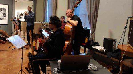 jaZZanti & Vapaat äänet: David Chevallier Trio & Tomi Nikku