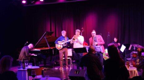 Meet the Sibis Jazz Faculty with John Hollenbeck, Ethan Iverson and Mike Moreno -ilta esitteli Sibiksen opettajien kolmipäiväisen leirin satoa