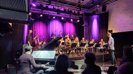 Sointi Jazz Orchestra 'Mieleni minun tekevi'