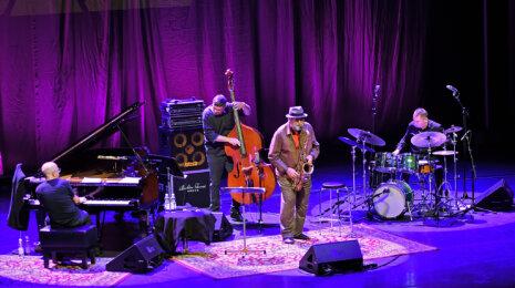 April Jazz 2021: Marcin Wasilewski Trio & Joe Lovano, Melissa Aldana Quartet, Espoo Big Band & Jarmo Saari Republic